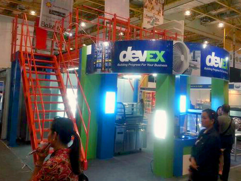 wofex 2015 booth