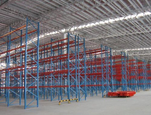 Devex Warehouse Racking