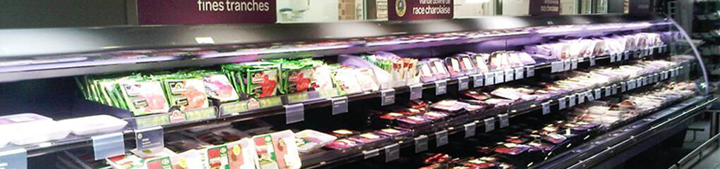 Refrigerated Display