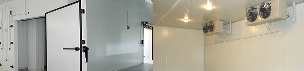 Cold Rooms & Cold Storage